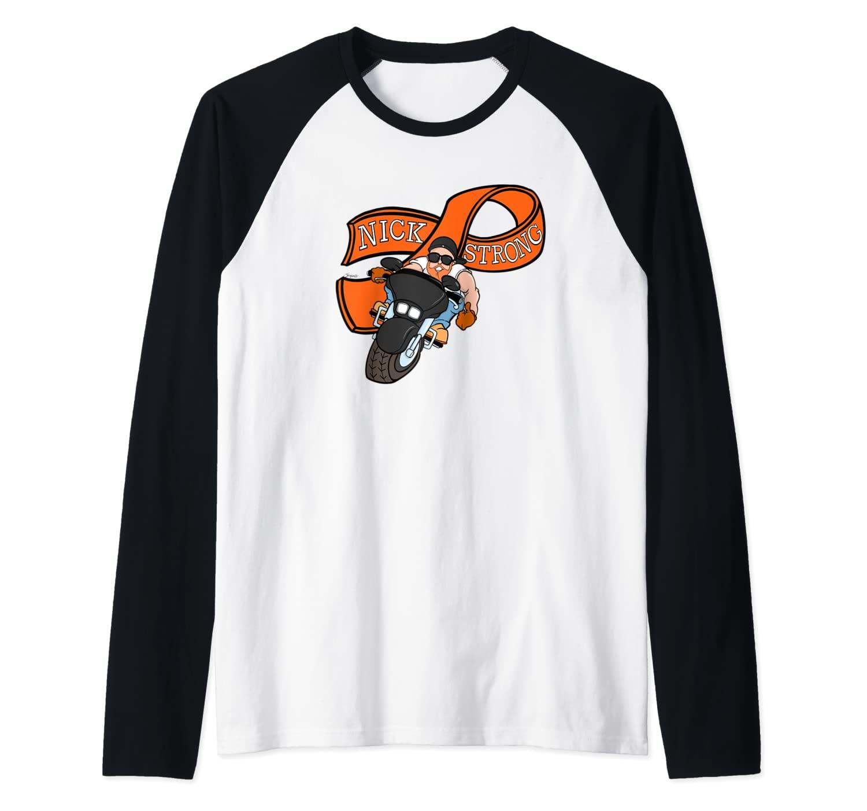 NICK STRONG Baseball Shirt