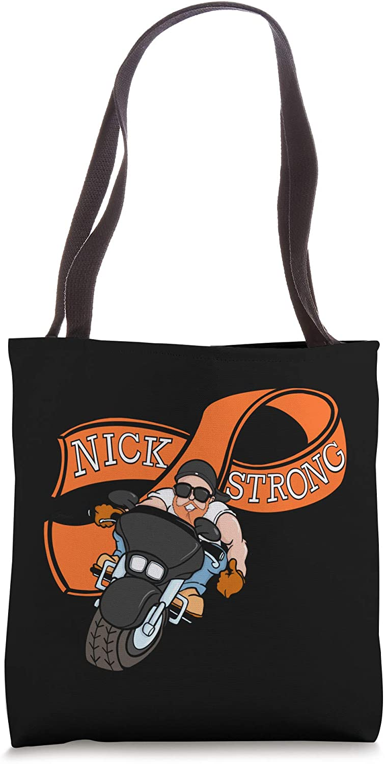NICK STRONG Tote